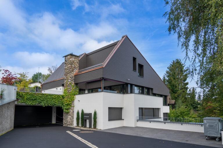 Mehrfamilienhaus Richterswil