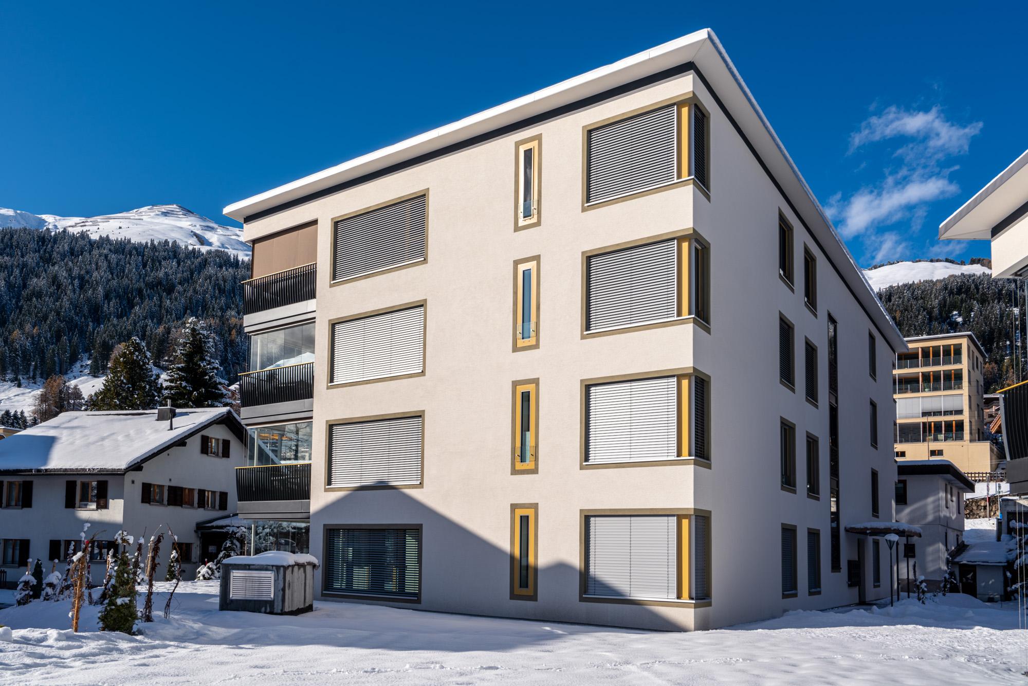 Davos Bolgenstrasse